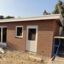 Aanbouw en verbouw woning